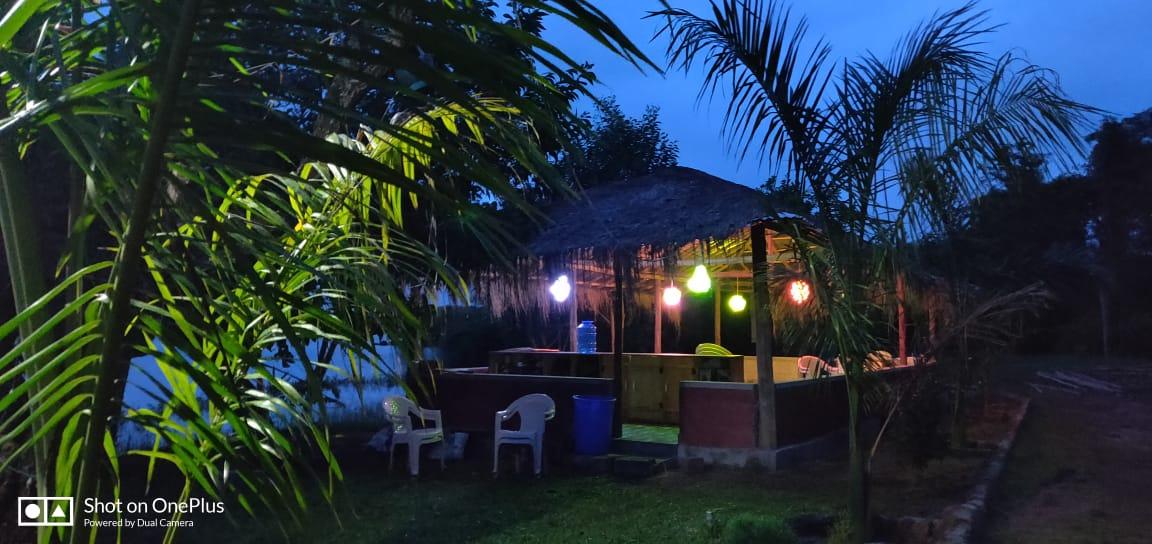 Coorg Sarayu Backwater Resort
